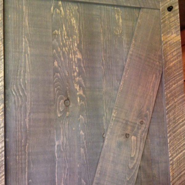 Porte pliante panneaux pro pin le sp cialiste du bois - Quincaillerie porte de grange ...