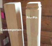 poteaux-escalier-4×4-contemporain-et-pro-pin