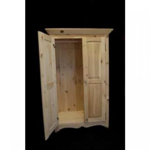 Furniture pine log lumber rustic wardrobe best price furniture custom made armoire hand made barn wood