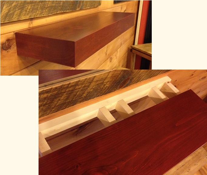 Tablettes fausses tablettes et manteaux de foyer pro for Fausse poutre de bois