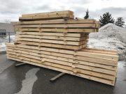 poutre beau lumber pine pin
