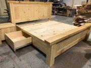nouveux pin lit bed pine