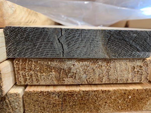 planche à blacon bois pin