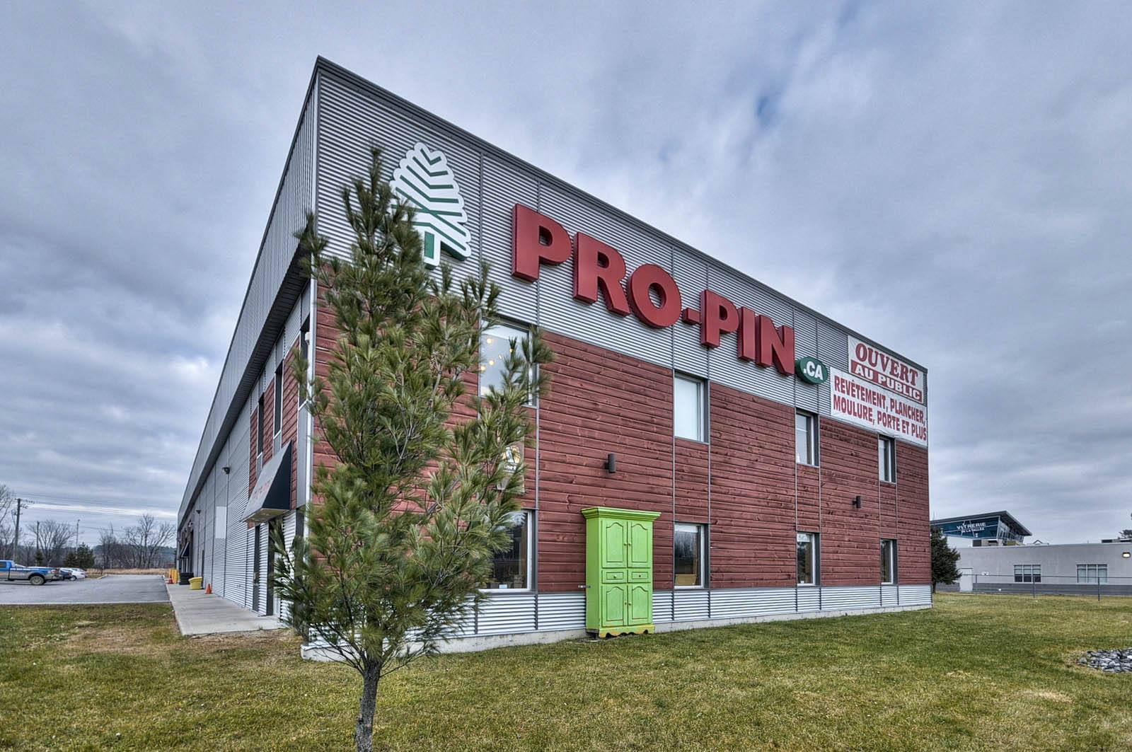 Edifice Pro-pin
