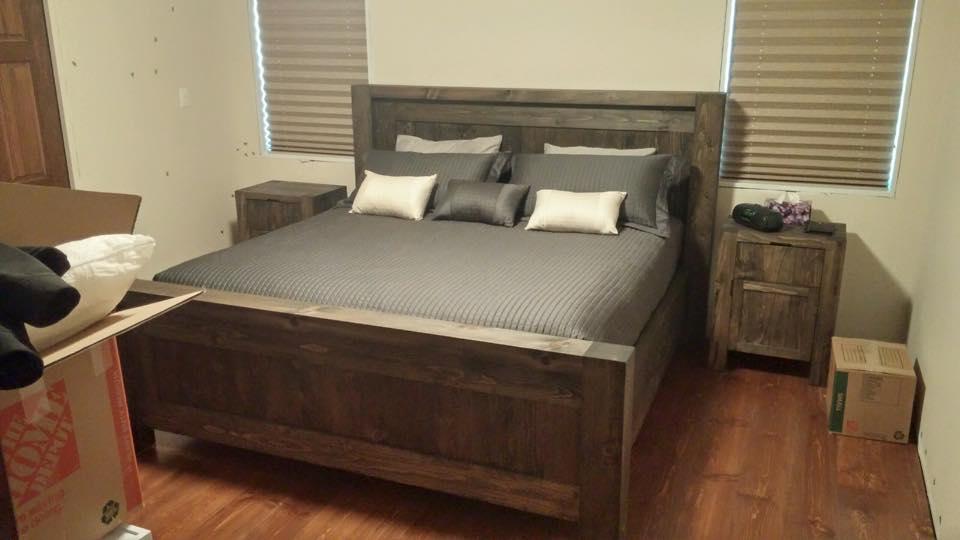 bed custom