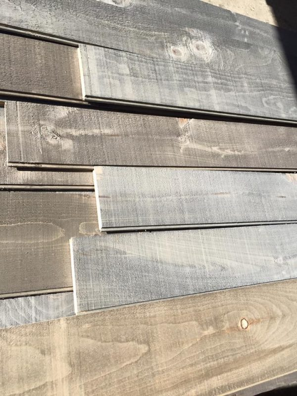 Barn Wood Imitation Stained Pro Pin The Pine Wood