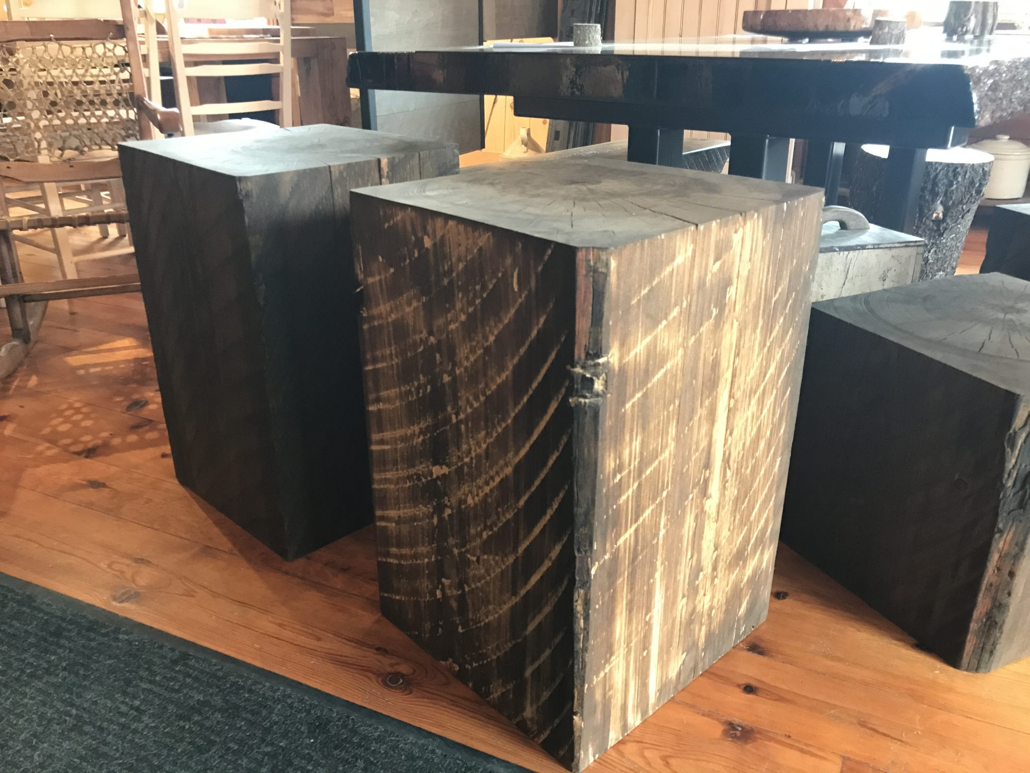 lumber beam rustic