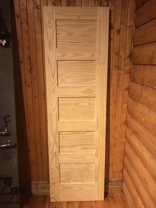 porte 5 panneau shaker pin claire whit pine clair shaker door 5 panel rustique moderne premiere qualité meilleur prix rustique industriel
